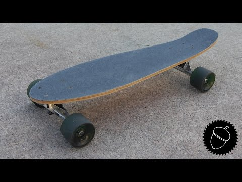 How to Build a Penny Board | With Free Templates!