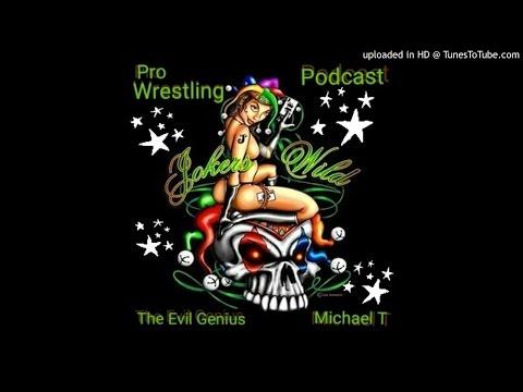 Jokers Wild Pro Wrestling Podcast