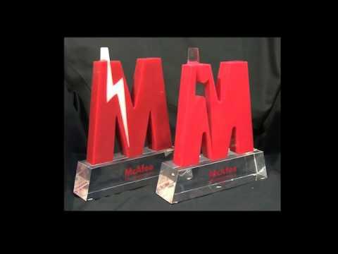 Custom Acrylic Awards & Custom Lucite Awards