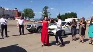 Табасаранская свадьба в Кинешме