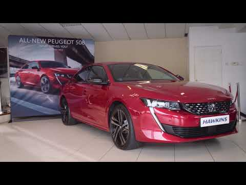 2019 Peugeot 508 Fastback First Edition 180 BHP Blue Hdi First UK Walkaround And Quick Tour
