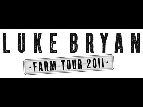 Luke Bryan Farm Tour 2011 - Here It Comes! Thumbnail image