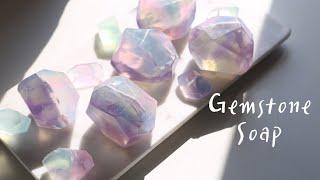 ✨반짝반짝 빛나는 원석비누✨ Gemstone Soap …