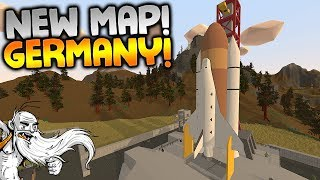 "GangZ MODDED Unturned Gameplay - ""NEW GERMANY MAP UPDATE!!!"" - Unturned PvP Multiplayer"