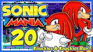 SONIC MANIA # 20 ✨ Hydrocity & Mirage Saloon & Knuckles & Knuckles! [HD60] thumbnail
