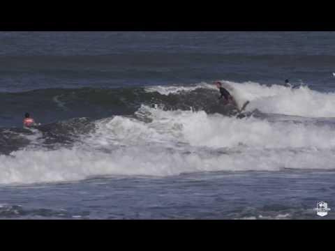 Surfing Borongan Bay