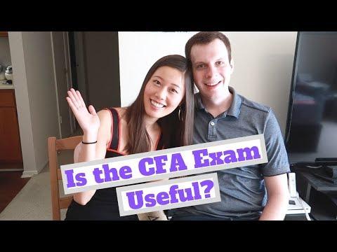 Is the CFA Useful? CFA到底有用吗?