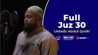 Download Ustadz Abdul Qodir   Full Juz 30