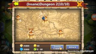 insane dungeon 2 10 for f2p