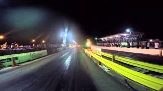 Jhon Manotas - Pique Nissan GTR Turbotek vs Chevy Belair - VIII Copa Carnaval 2015