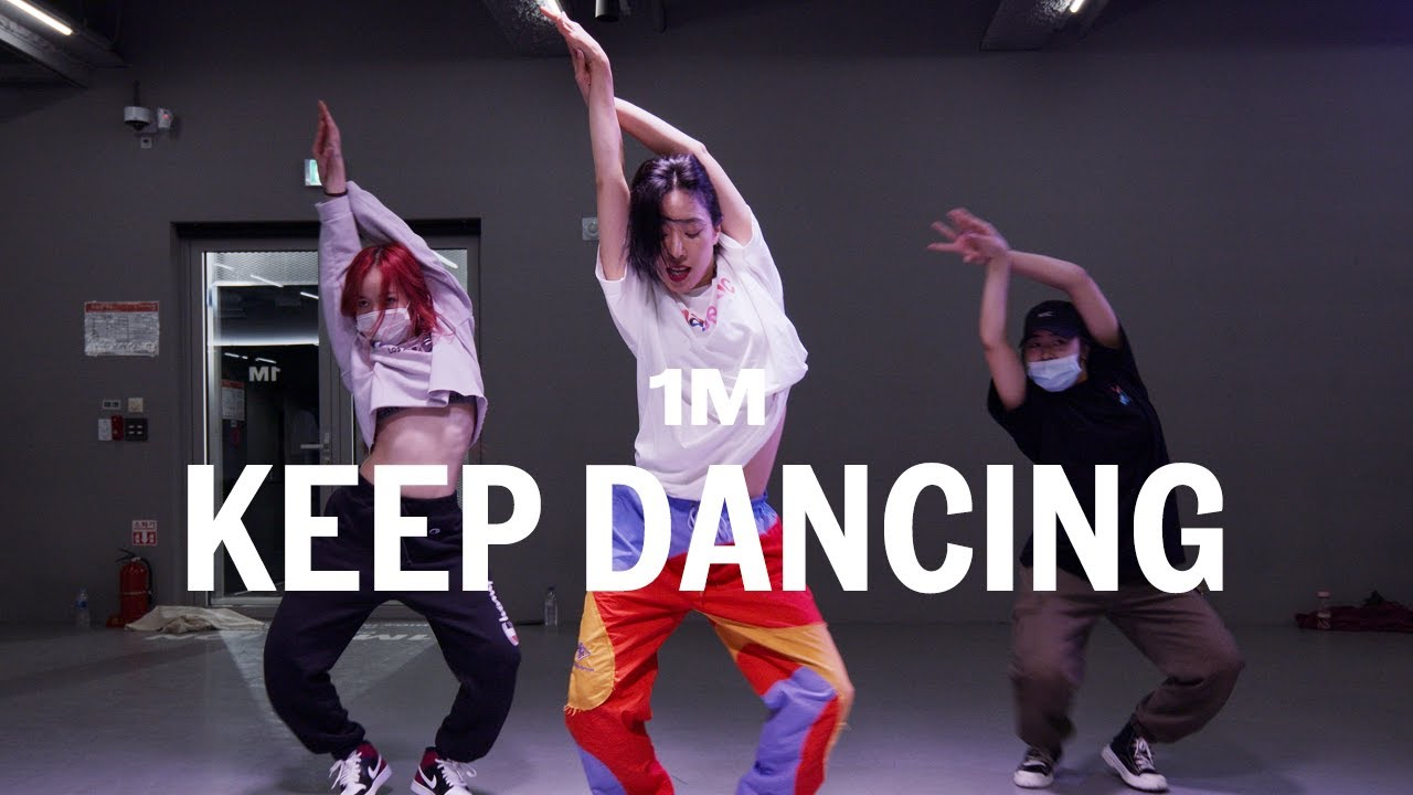 Manda - Keep Dancing / Lia Kim Choreography