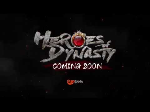 Heroes Of Dynasty poster