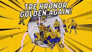 Tre Kronor Golden Again | #IIHFWorlds 2018