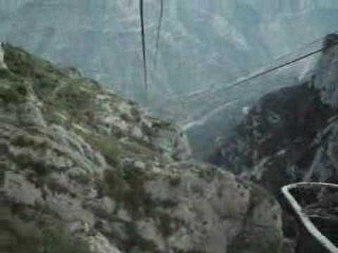Getting to Montserrat Spain