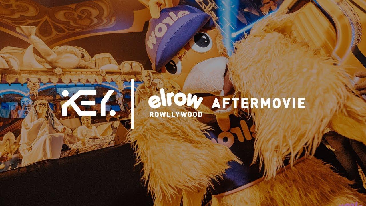 elrow Uruguay - Rowllywood (Official Aftermovie)