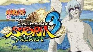 naruto shippuden ultimate ninja storm 3 ppsspp en pc