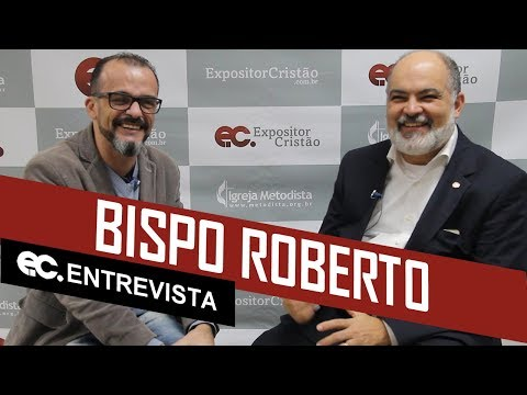 Entrevista com Bispo Roberto Alves de Souza