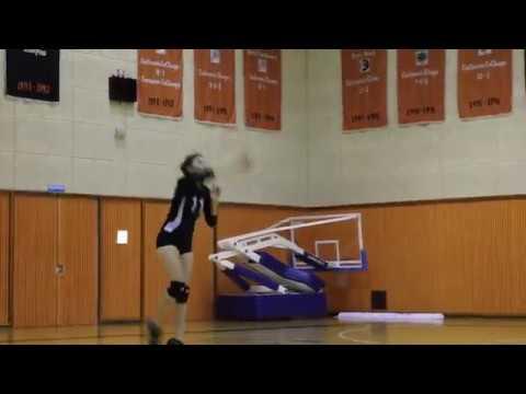 Varsity Girls Volleyball 2017-2018