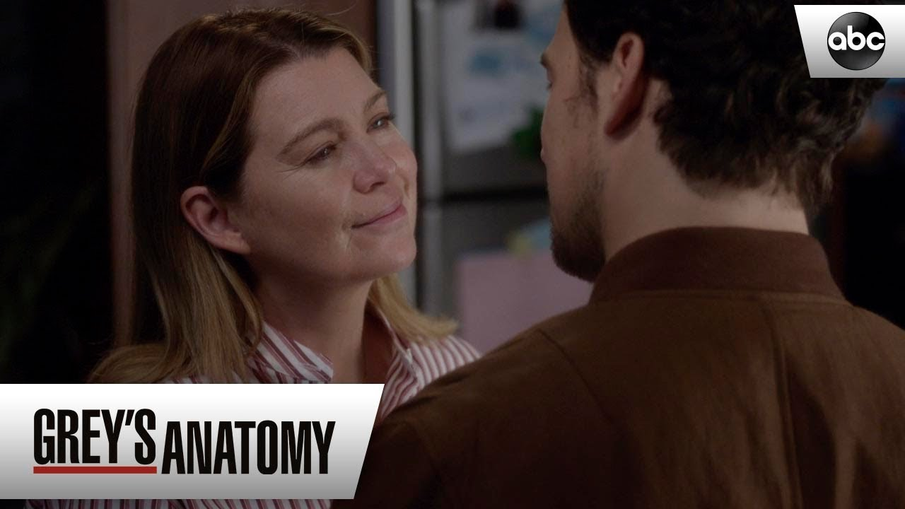 Meredith Is Ready To Date Deluca Greys Anatomy Season 15 Episode