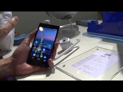 IFA 2014 ZTE Blade Vec 4G Video Preview di MobileOS it