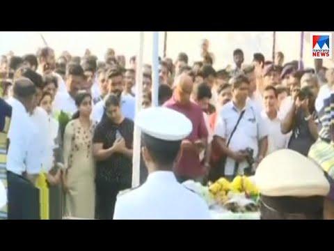 മനോഹർ പരീക്കറിന് വിട, ആയിരങ്ങൾ അന്ത്യാഞ്ജലി അർപ്പിച്ചു | Manohar Parrikar funeral