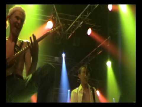 Tyte Stone in Erstfeld UR - Lumpenlieder-medley - 26.12.2009