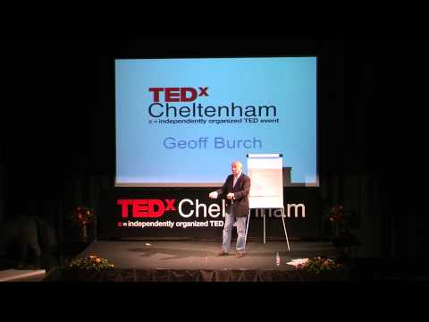 Cleverly connected: Geoff Burch at TEDxCheltenham