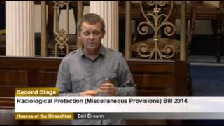 Richard Boyd Barrett speaking on Nuclear Power and the Arms Industry (Part 1)