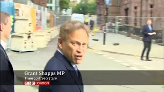 Grant Shapps | Secretary of State for Transport | 4 September 2021 | Insulate Britain