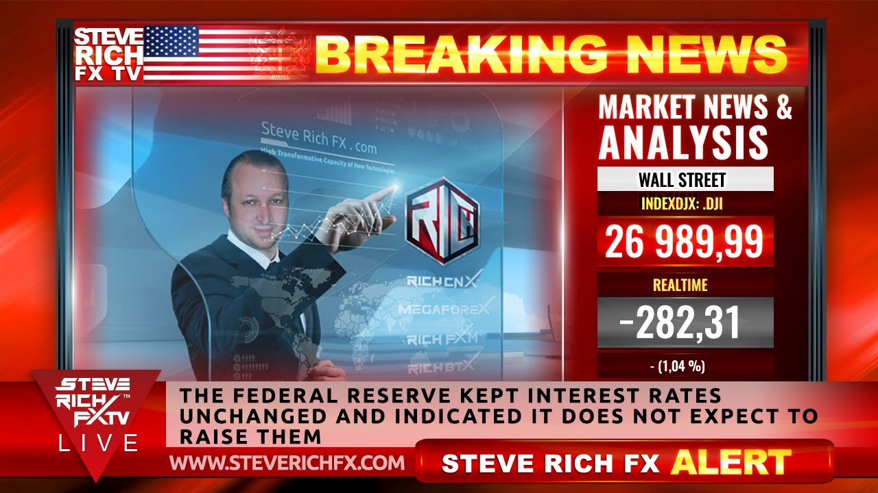 The Federal Reserve Kept Interest Rates Unchanged