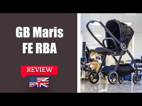 Ombrelle Maris GB Black