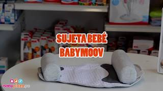 Sujeta Bebé Ergonómico- Babymoov | BabyPlaza
