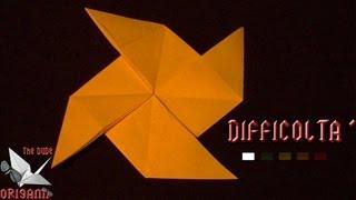 [ORIGAMI ITA] Girandola #2 || Origami Per Decorazioni/Per Bambini (E Non Solo!)
