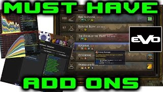 MUST HAVE Add-ons for WoW! | Better Your Game