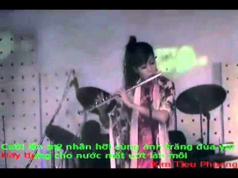 Nu Nhi Tình   Flute Kim Tieu Phuong