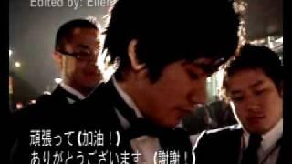 松山ケンイチ君はいい人ですね。 松ken實在太好人呢!有點兒像黃大仙,...