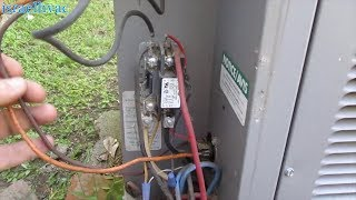 HVAC Service: No Cooling | Going Behind Another Company