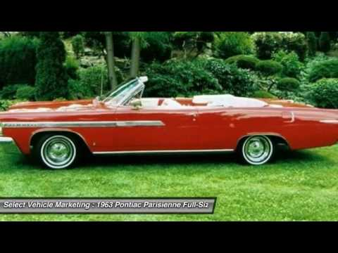 1963 Pontiac Parisienne WB6252KP340