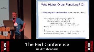 """Functional Programming in Perl 6"" - Laurent Rosenfeld"