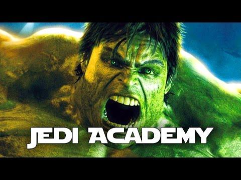 THE INCREDIBLE HULK Mod! Jedi Academy (Star Wars) |