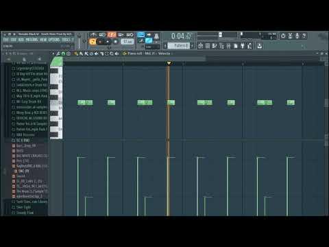 Tutorial Black M Death Note Remake By Sean Cornelius