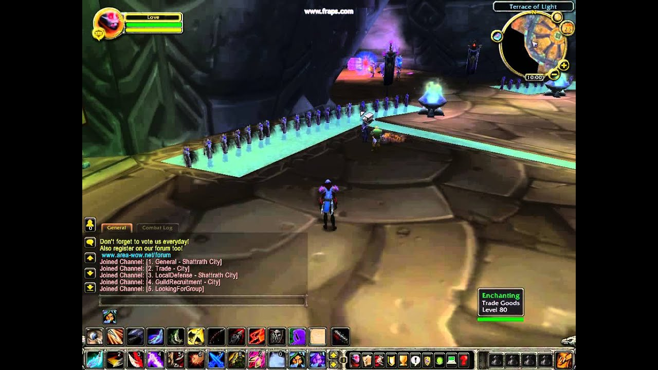 how to make a wow private server wotlk