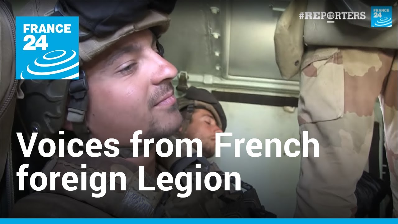 Voices from the French Foreign Legion