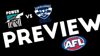 Port Adelaide Vs Geelong - Round 5 2018 - Preview