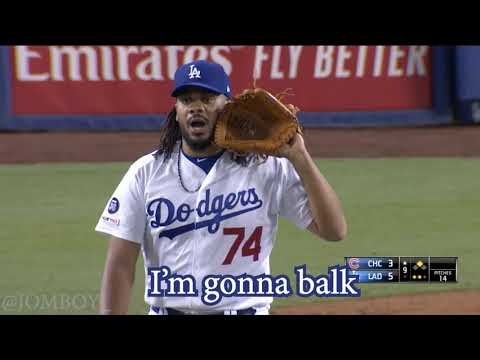 Kenley Jansen Intentionally Balks, a Breakdown