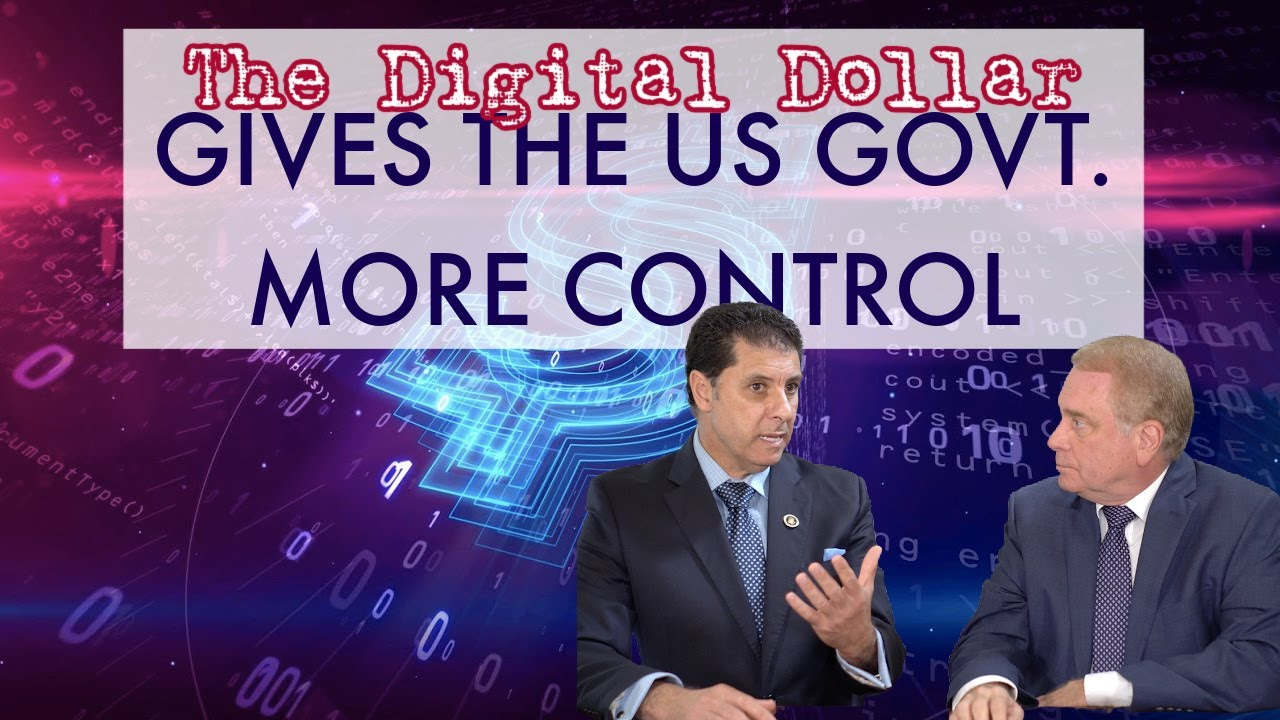 The Digital $$$ Gives the Feds More Control