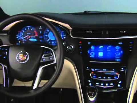 2013 Cadillac Xts Walkaround Styling Comfort Convenience