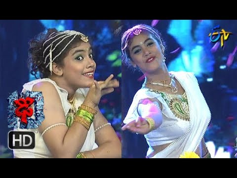 Aqsa Khan Performance | Dhee 10 |  4th April 2018   | ETV Telugu