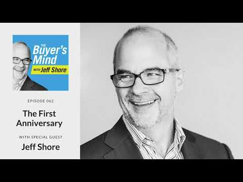 #062: The Buyer's Mind Anniversary with Jeff Shore