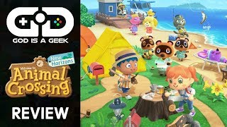 A beautiful, welcoming game that is everything and anything you want it to be. animal crossing: new horizons you'll play all year beyond, i...